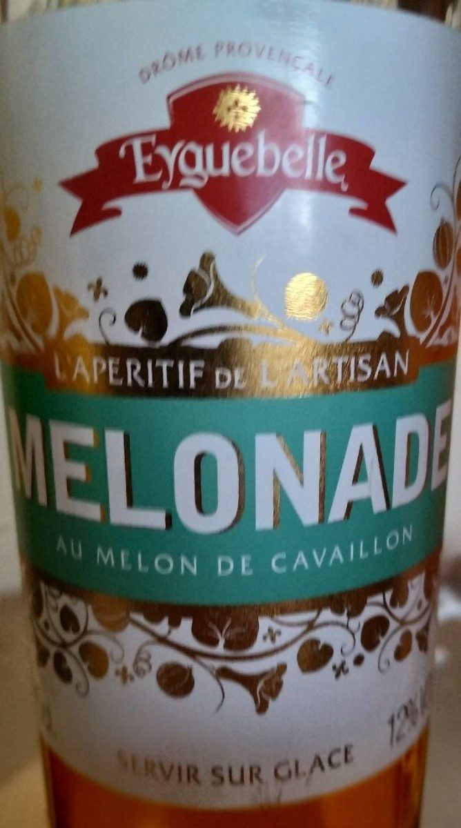 Eyguebelle - L'apéritif Melonade - Product - fr