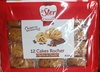 12 Cakes Rocher Pépites de Chocolat - Produit