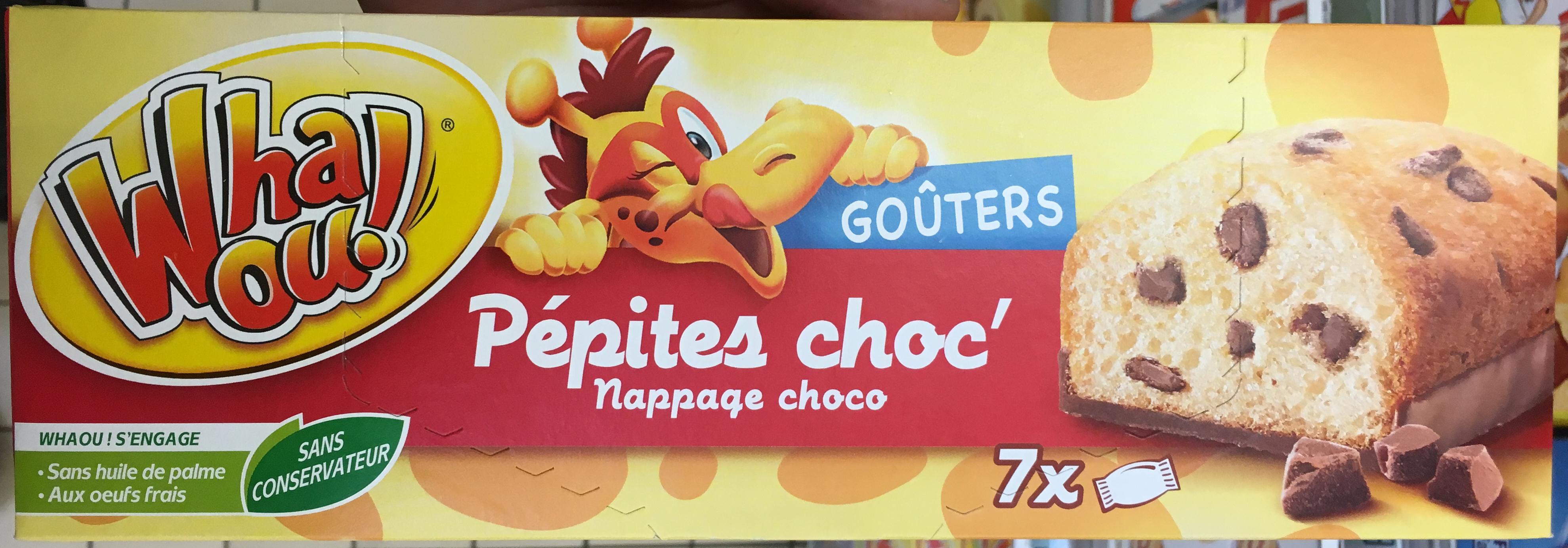 Pépites Choc' Nappage Choco - Product