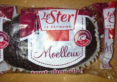 Moelleux tout chocolat - Produit