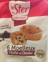 Moelleux Pépites de Chocolat - Product - fr