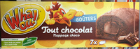 Tout chocolat nappage choco - Produit - fr
