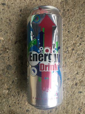 Energy drink à base de taurine - 2