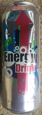 Energy drink à base de taurine - Product