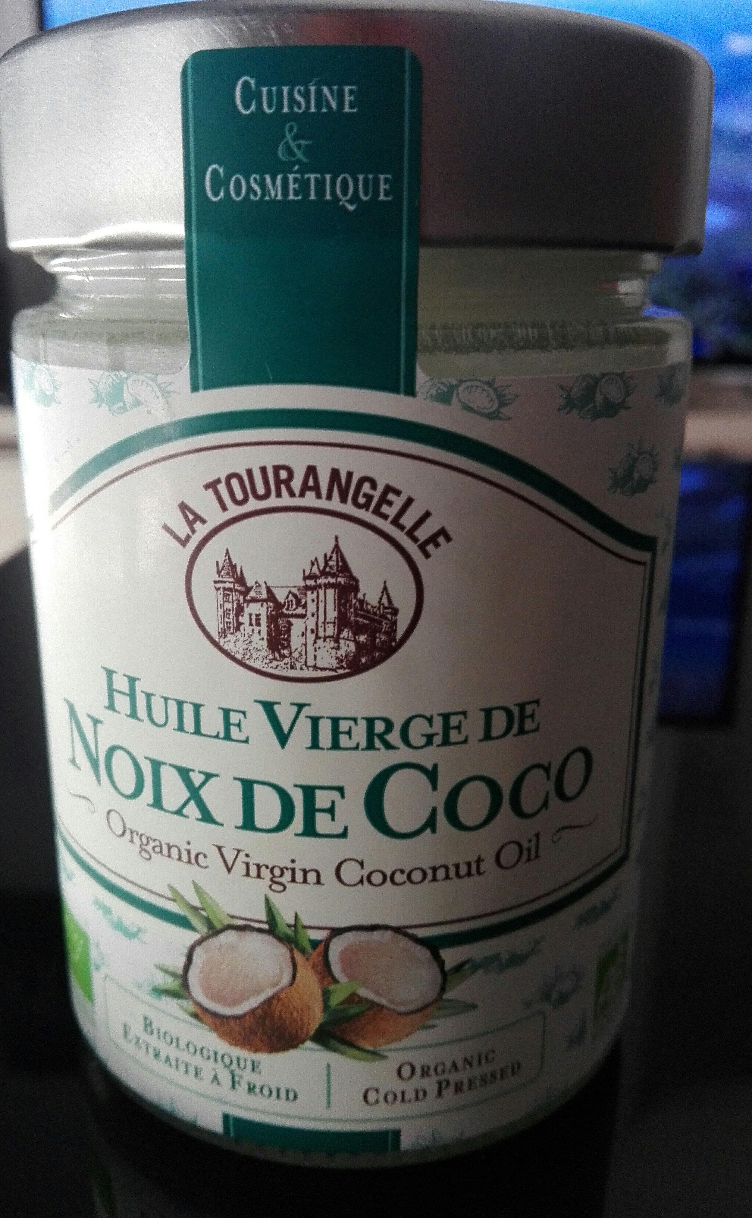 Huile Vierge de Noix de Coco Bio - Producto