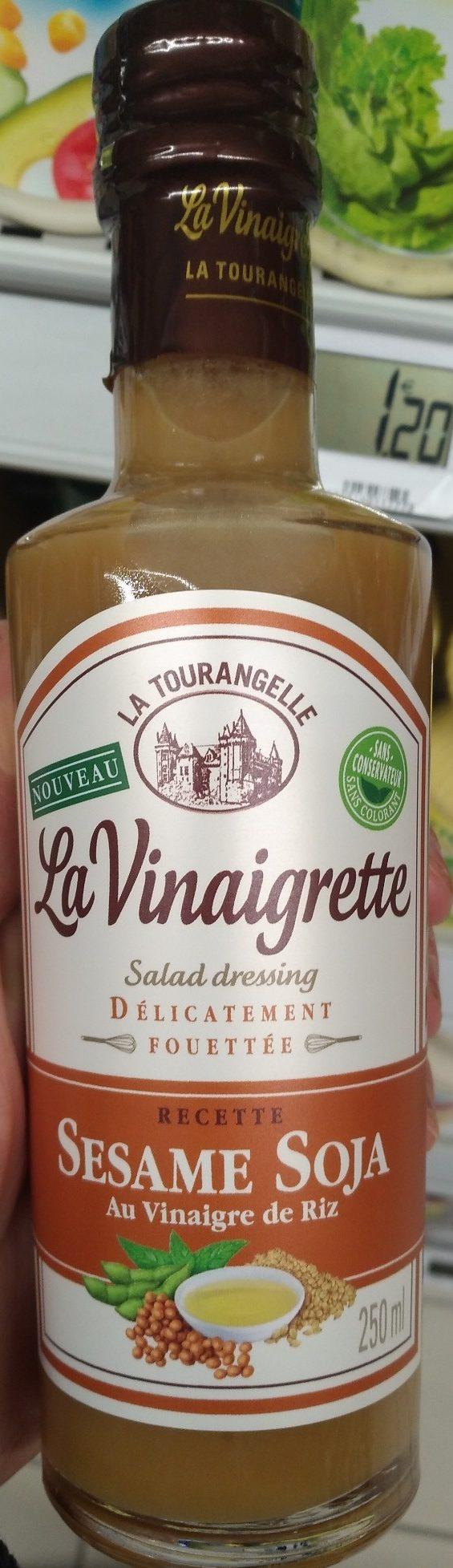 La Vinaigrette sesame soja - Product