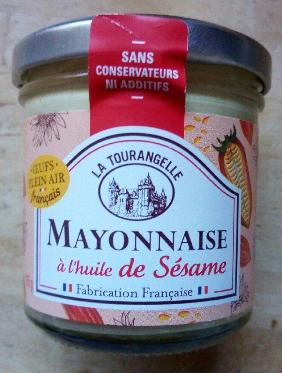 Mayonnaise à l'huile de Sésame - Product - fr