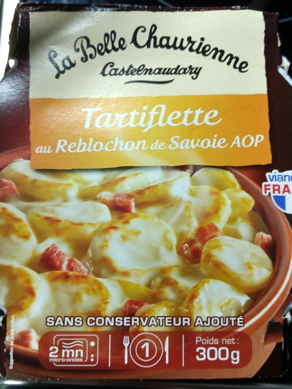 Tartiflette au Reblochon de Savoie AOP - Produit