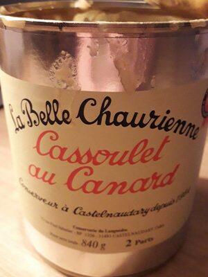 Cassoulet au canard - Produit - fr