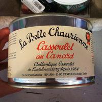 La Belle Chaurienne Cassoulet Au Confit De Canard - Product - fr