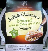 Canard, sauce au Poivre vert et Riz - Castelnaudary - Product