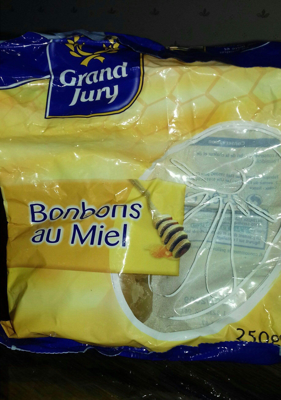 Bonbons au miel - Product