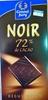 Chocolat Noir 72 % de cacao - Product