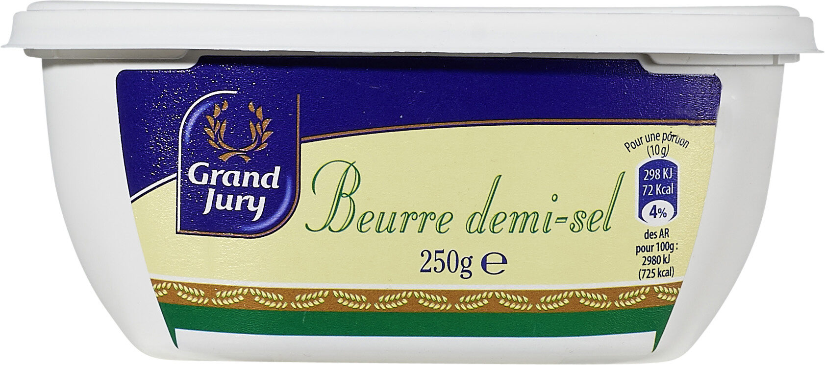 Beurre demi-sel - Product - fr