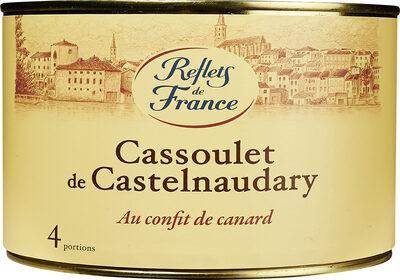 Cassoulet de Castelnaudary aux cuisses de canard confites - Product - fr