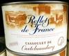 Cassoulet de Castelnaudary aux cuisses de canard confites - Produit