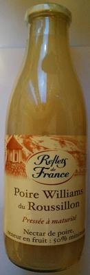 Poire Williams du Roussillon - Produit - fr