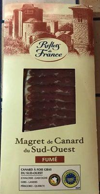 Magret de canard du Sud-Ouest fumé - Produit - fr