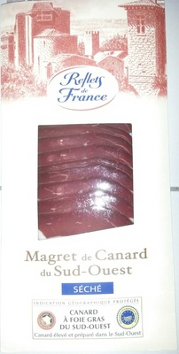 Magret de Canard du Sud-Ouest séché - Produit