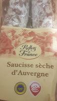 Saucisse sèche d'Auvergne - Product