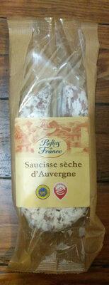 Saucisse sèche d'Auvergne - Produit - fr