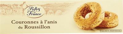 Couronnes du Roussillon à l'anis - Produit