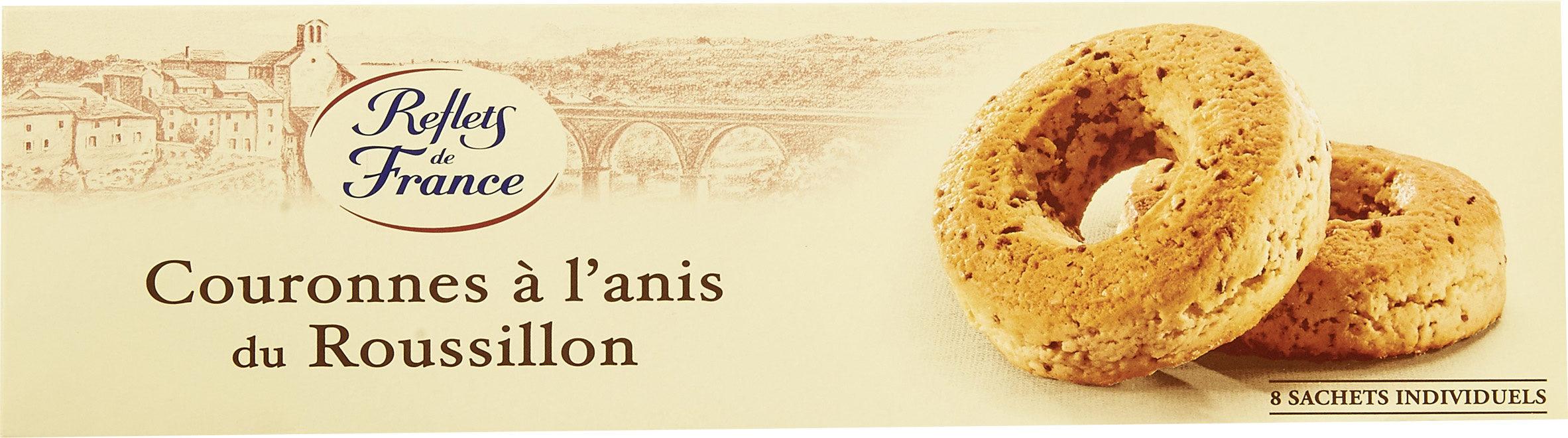 Couronnes du Roussillon à l'anis - Produit - fr