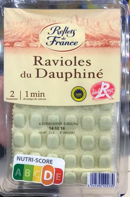 Ravioles du Dauphiné IGP Label Rouge - Produit