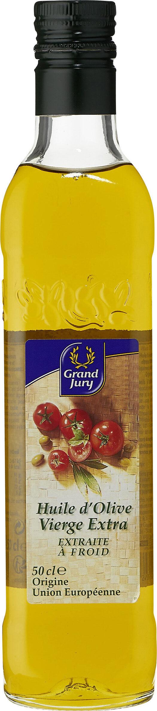 Huile d'olive vierge extra extraite à froid - Produit - fr