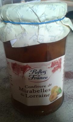 Confiture de mirabelles de Lorraine - Producto