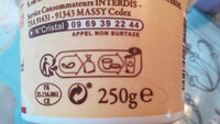 Cancoillotte à l'ail (8 % MG) - Recycling instructions and/or packaging information - fr