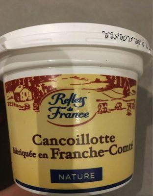 Cancoillotte fabriquée en Franche-Comté - Product
