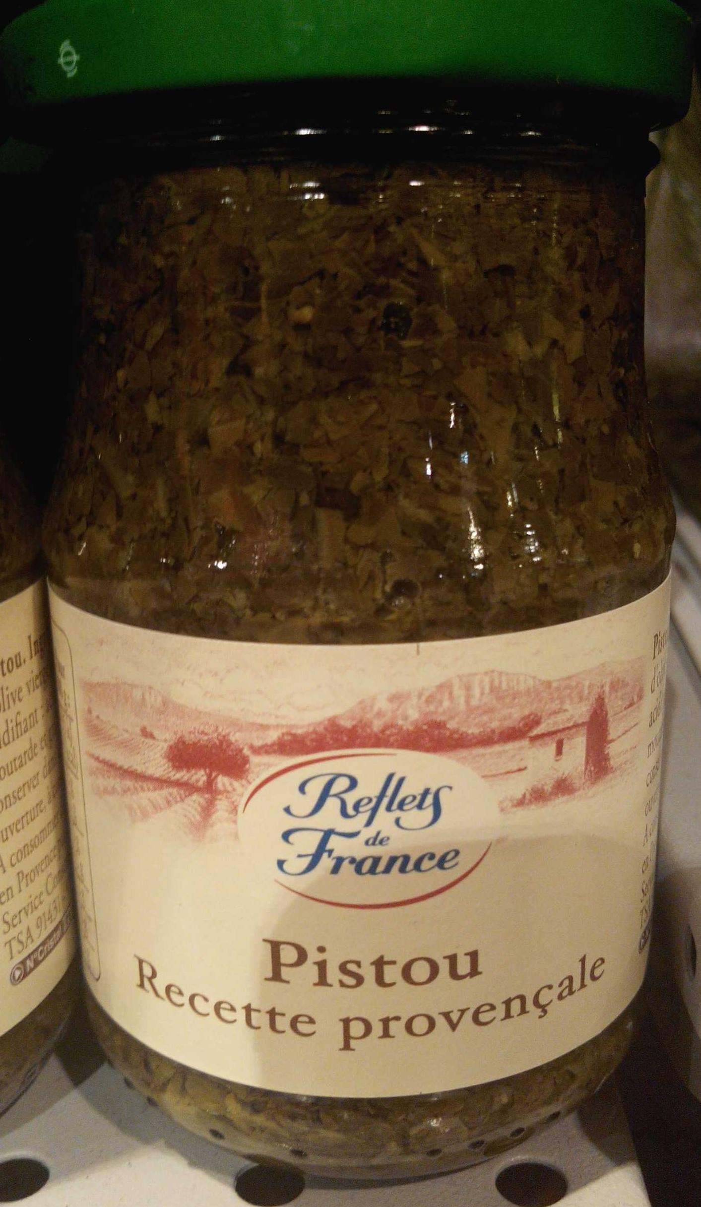Pistou Recette provençale - Product