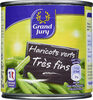 Bte 1 / 2 Haricot Vert Tres Fin Grand Jury - Product