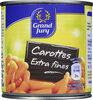 Bte 1 / 2 Carotte Extra Fine Grand Jury - Product