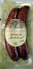 Saucisse de Montbéliard Reflets de France - Produit