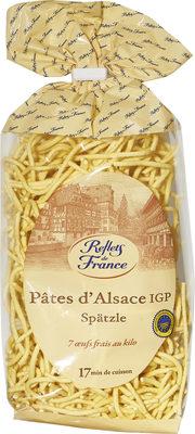Pâtes d'Alsace IGP - Spätzle - Product - fr