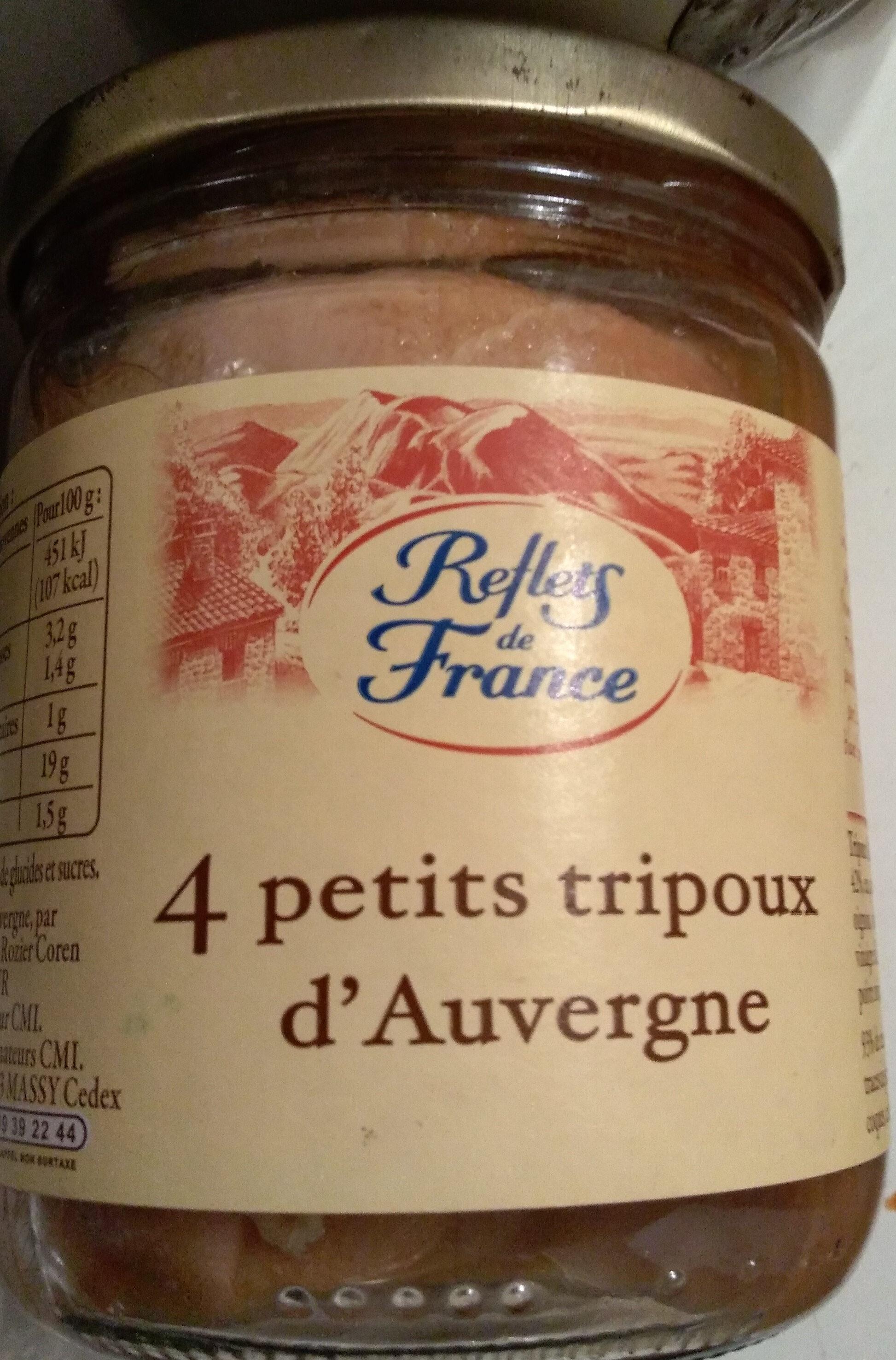 4 petits tripoux d'Auvergne - Produit - fr