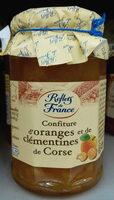 Confiture d'oranges et de clémentines de Corse - Produit - fr