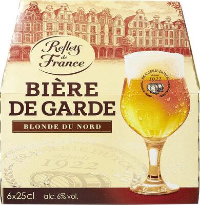 Bière de garde brassée à l'ancienne blonde du Nord - Prodotto - fr