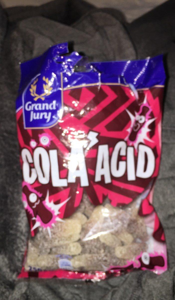 Cola'acid - Product - fr