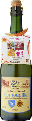 Cidre Cornouaille Reflets de France - Prodotto - fr