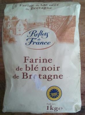 Farine de blé noir de Bretagne - Product