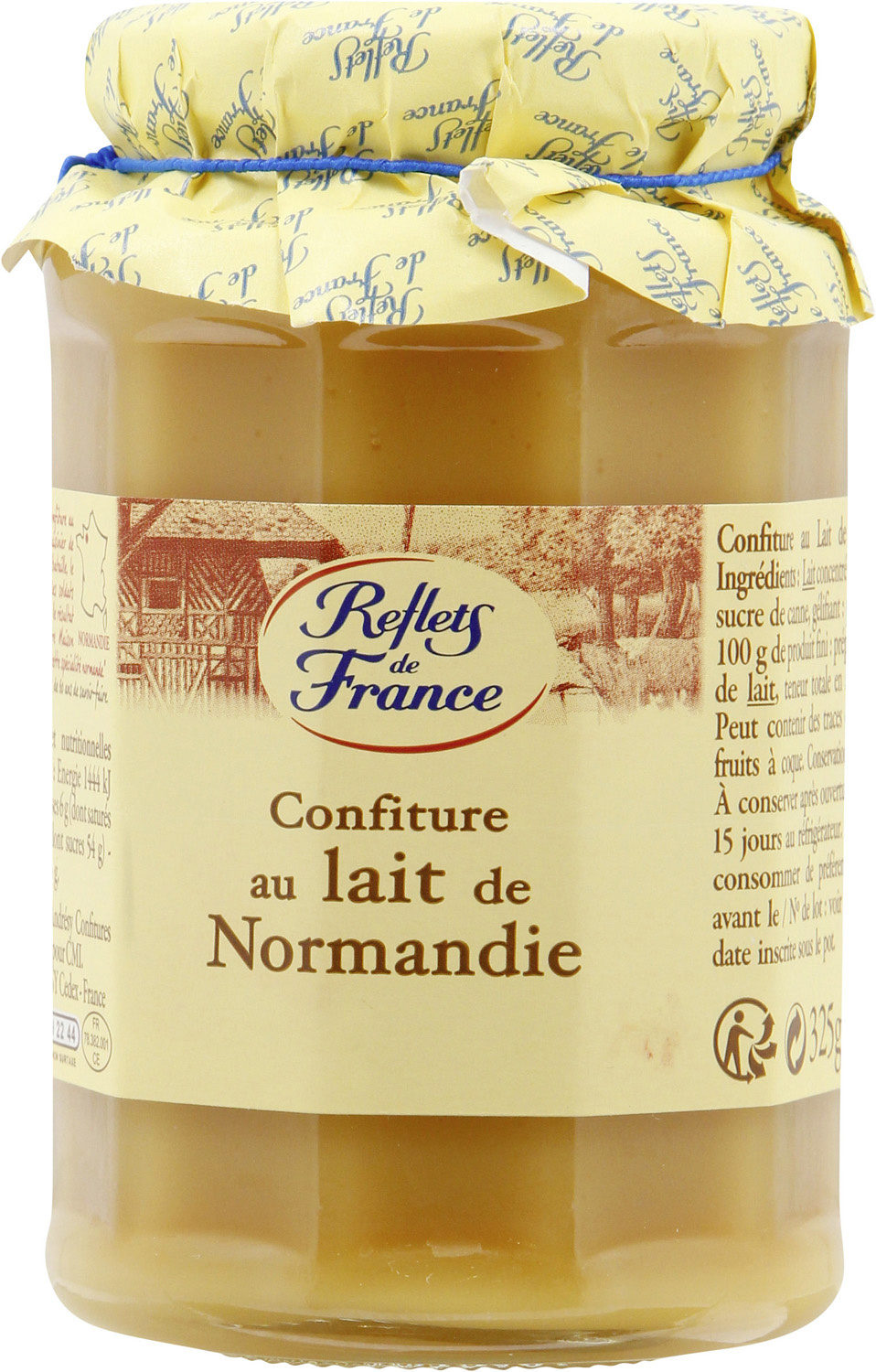 Confiture au Lait de Normandie - Product