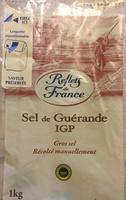 Sel de Guérande - Produit - fr
