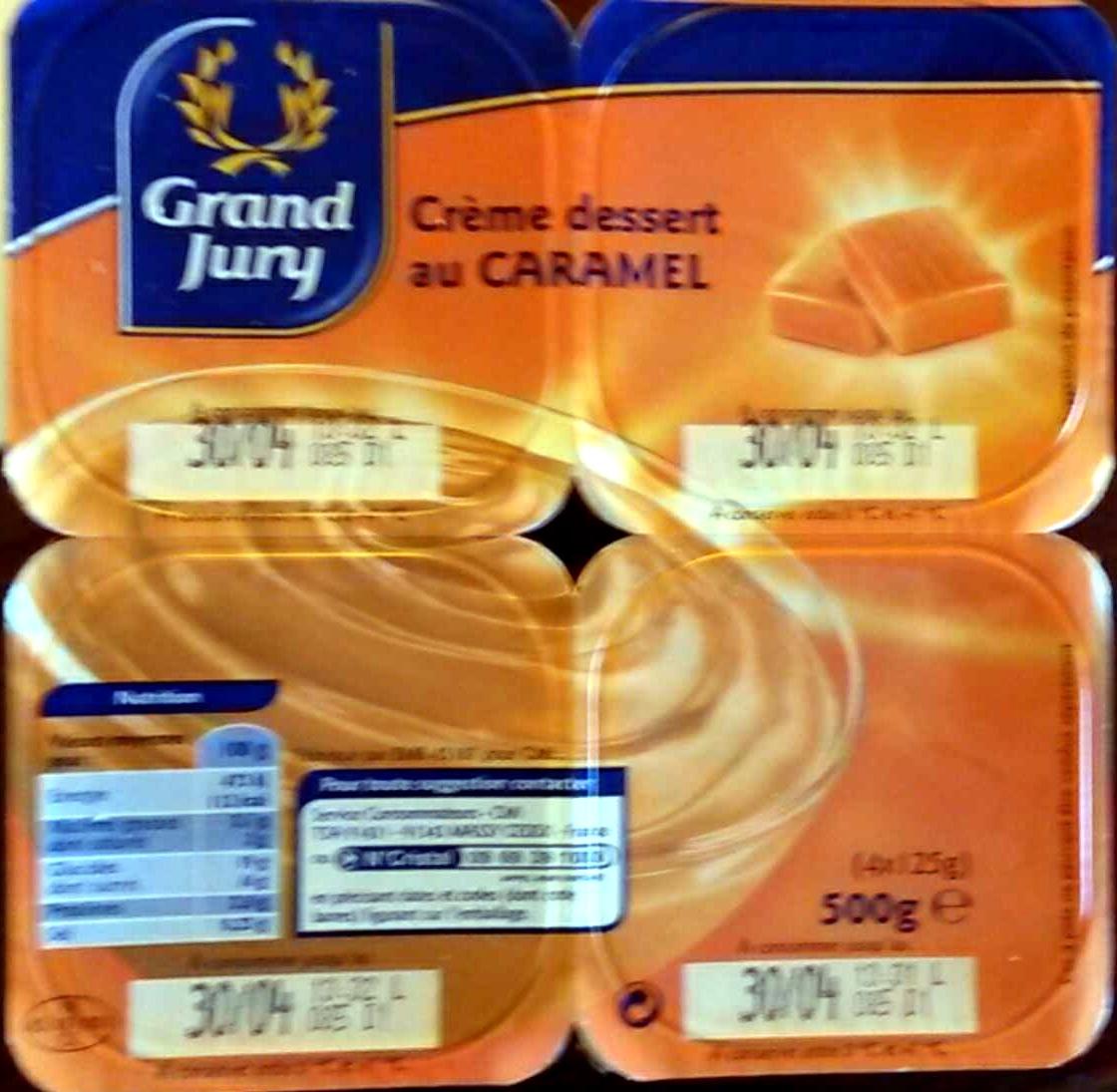 Crème dessert au caramel - Product - fr