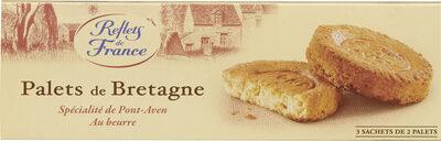 Palets de Bretagne - Produit - fr