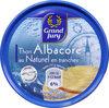 Thon albacore en tranches - Produit