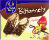 Bâtonnets vanille fraise - Prodotto