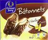 Bâtonnets vanille chocolat - Prodotto